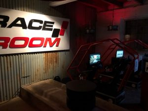 Race Room racing vid Rappens lada